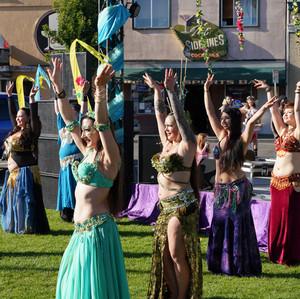 Ya Habibi Dance Company