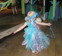 Mermaid Fairy Camp President's Week