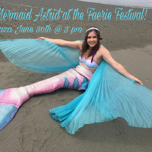 Mermaid Astrid