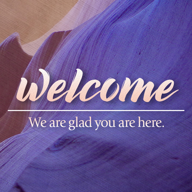 Welcome Slide Collection
