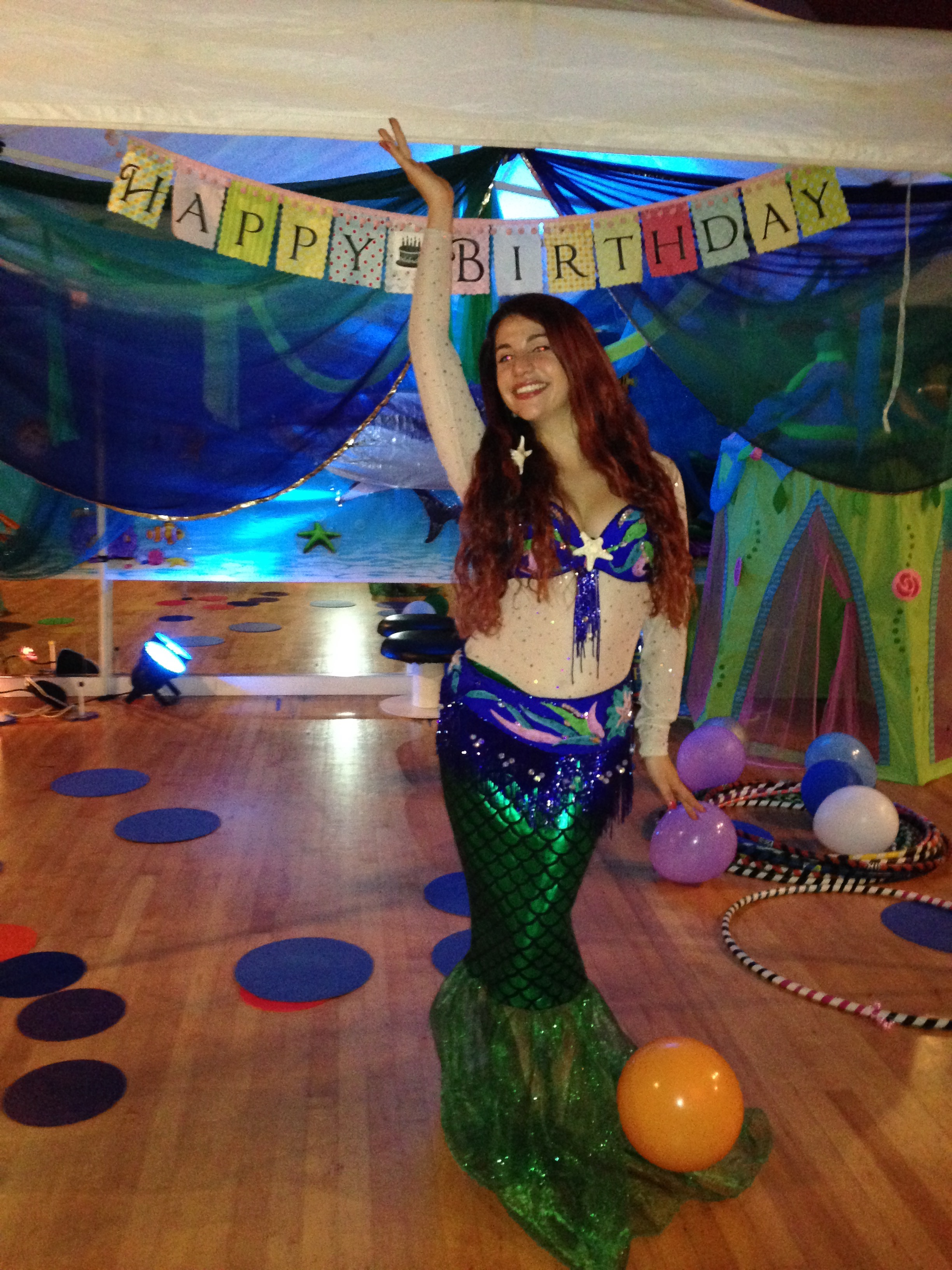 Mermaid Parties!
