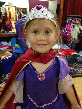 Superhero Princess