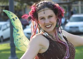 Fairy Shoshanna