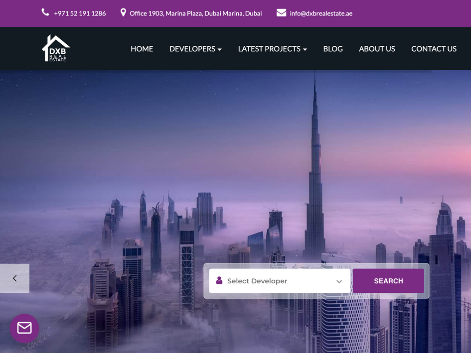 DXB Real Estate