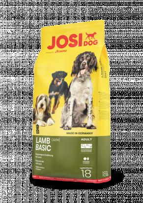 JosiDog Lamb Basic (izületvédővel)
