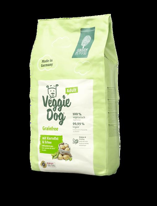 Green Petfood Veggie Dog gabonamentes