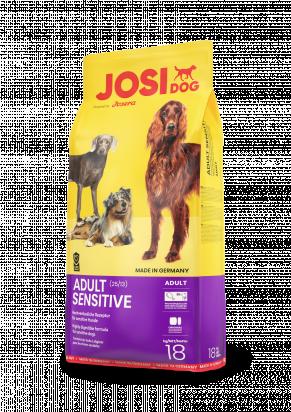JosiDog Adult Sensitive (izületvédõvel)