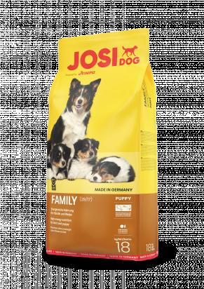 JosiDog Family (izületvédővel)