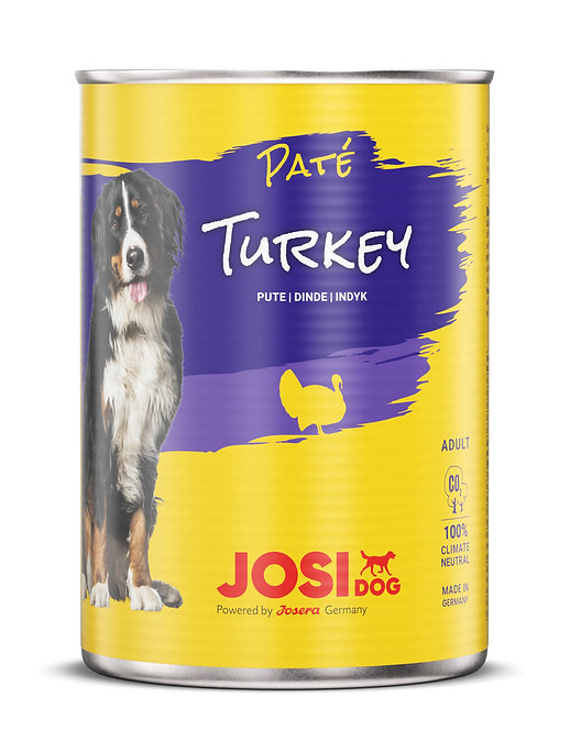 JosiDog Paté Turkey