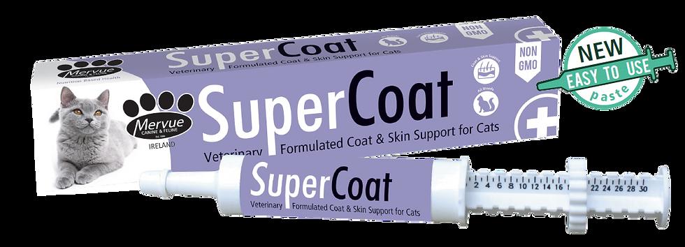 SuperCoat for Cats