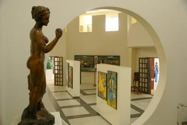 Museo el Peñol, foto publicada por el museo en el blog