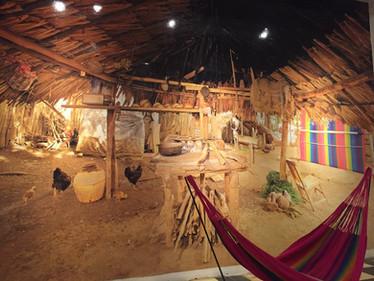 Museo Comunitario de San Jacinto, foto publicada por Claudia López en Twitter, año 2016