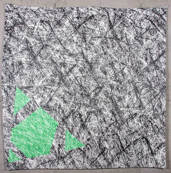 Life is a Triangle  | Acrylic
