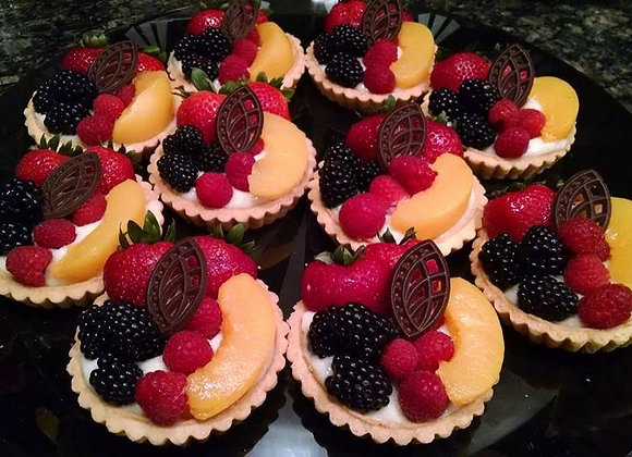 Individual Fruit Tarts