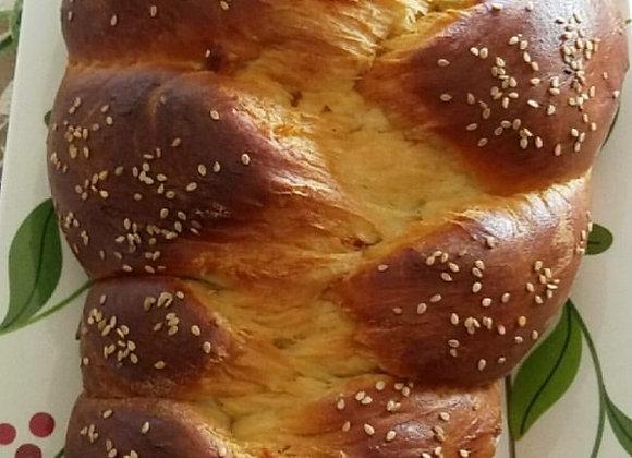 Choreg (Armenian Easter Bread - Large)