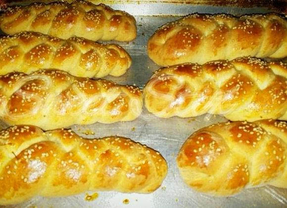 Choreg (Armenian Easter Bread - Individual)