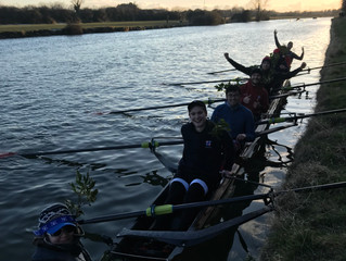 Lent Bumps 2018 Day 1: The Five Year Plan Continues