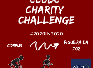 #2020in2020 Charity Challenge