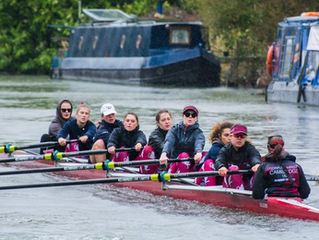 Lent Bumps 2019: as it happened