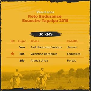 Tapalpa Endurance Challenge