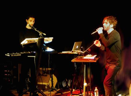 Concert à L'ouverture