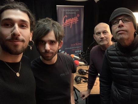Interview Campus FM