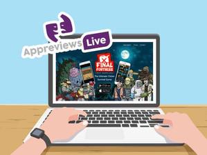 App Reviews Live - Zombie Apocalypse Clicker Game