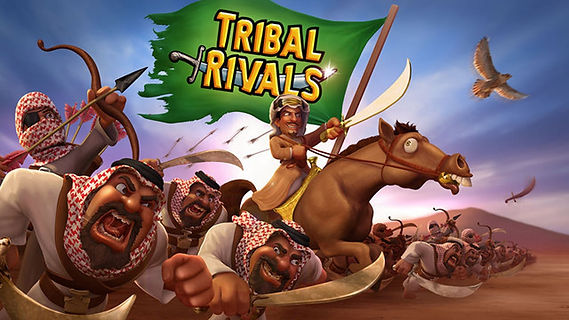 Tribal Rivals by Alley Labs
