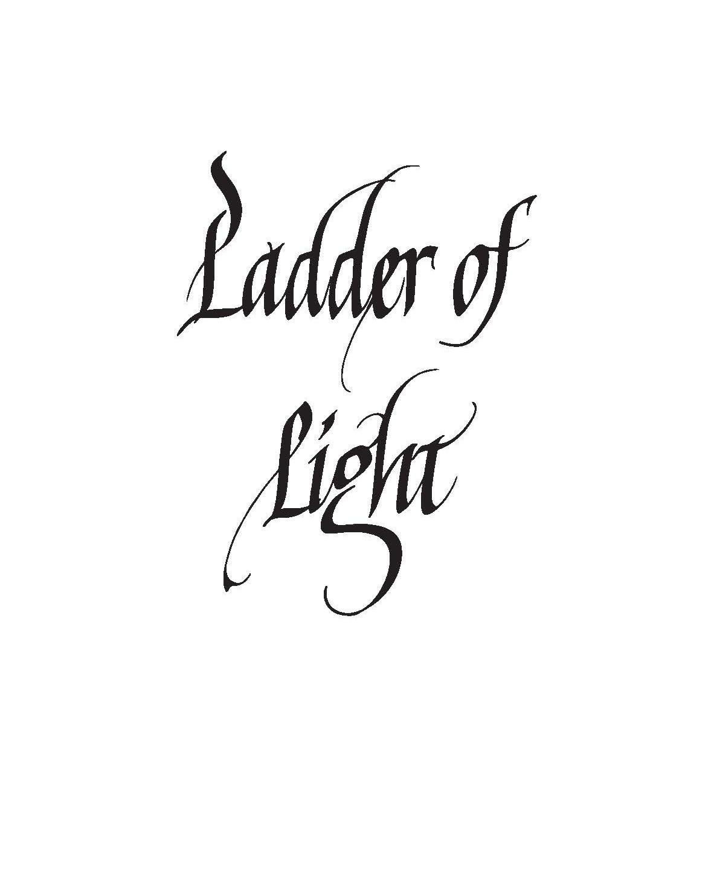 Ladder of Light new half-title
