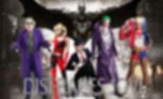 disfraz batman, disfraz joker, disfraz novia de joker, Disfraz Del Pinguino De Batman