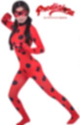 Disfraz de Ladybug para mujer adulto