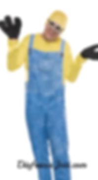 Disfraz Minions Adulto