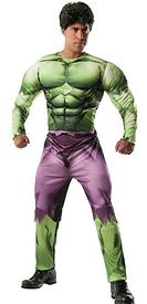 disfraz hulk hombre adulto