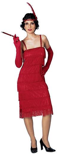 disfraz de charleston mujer adulta