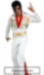 Disfraz De Elvis Presley Adulto