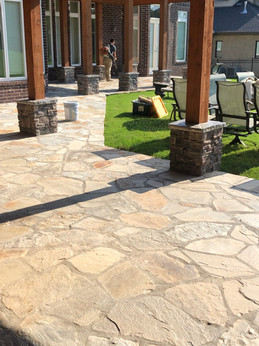 Outdoor stone paving services northwest arkanss 2020