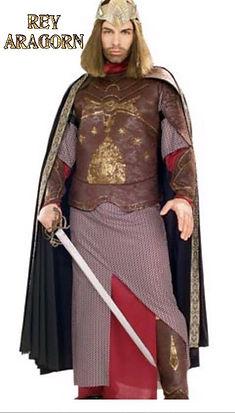 Disfraz Señor de Los Anillos Aragorn