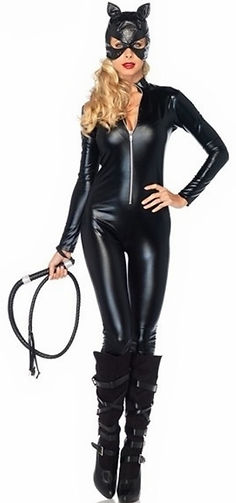 Hot-Selling-Cat-Costume-Sexy-Leather-Cat