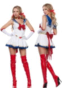 disfraz de Sailor Moon mujer