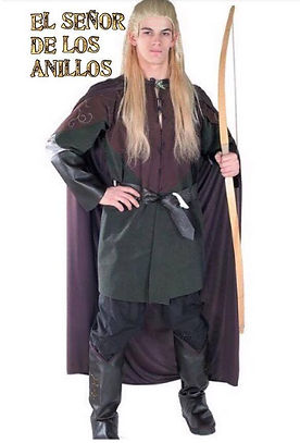 Disfraz de Legolas El Señor de los Anillos