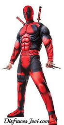Deadpool Disfraz adulto