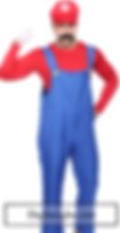 Mario Bros Disfraz
