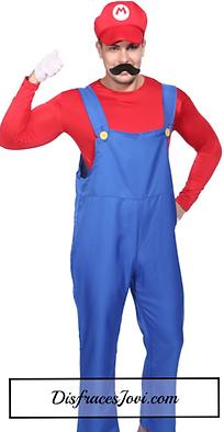 Disfraz Mario hombre