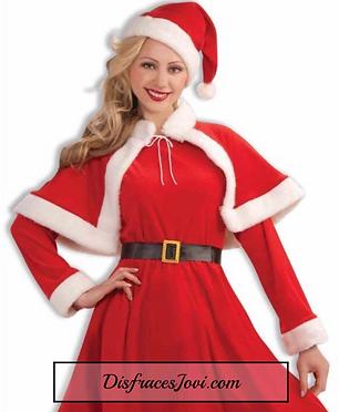 Disfraz Santa