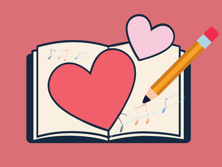 Valentine's Musical Trivia- 12 fun questions for your coffee break!