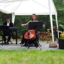 Nova Scotia Backyard Wedding