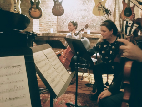 Want to Be Successful? A cellist's tips on how to think your way through any problem.