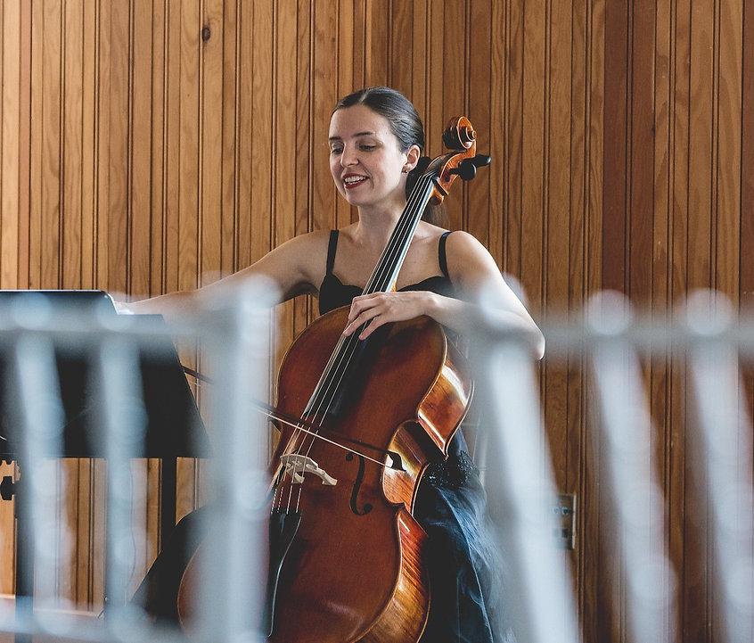 Catherine Little - Cello