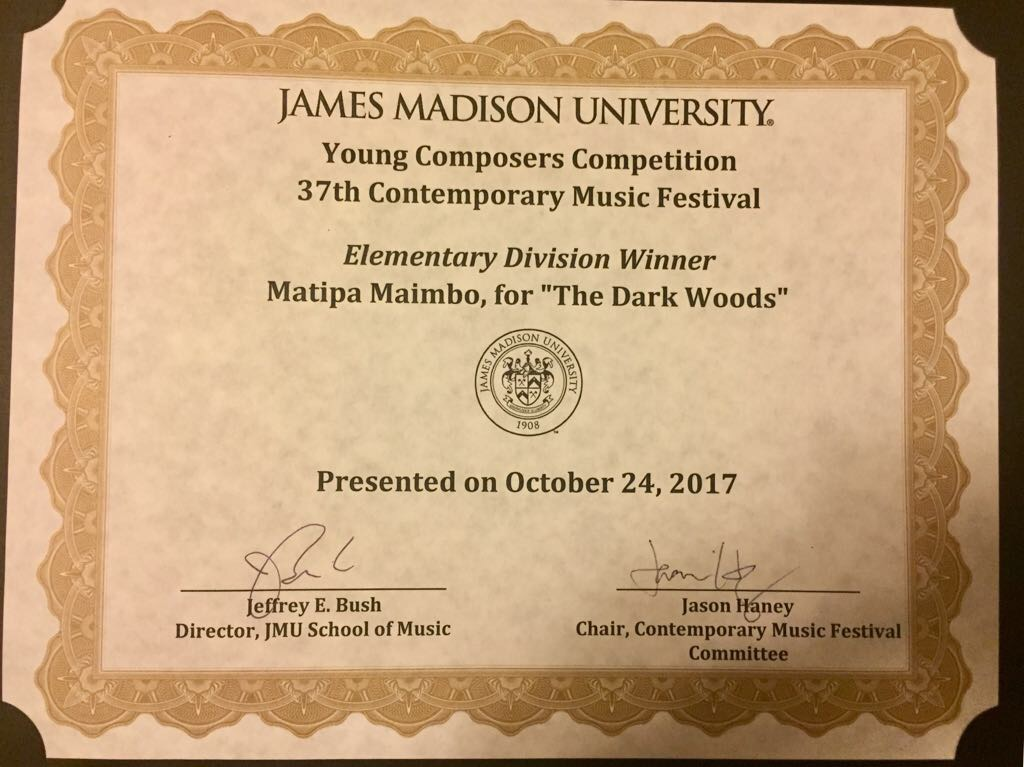 Composition Composition Winners 3