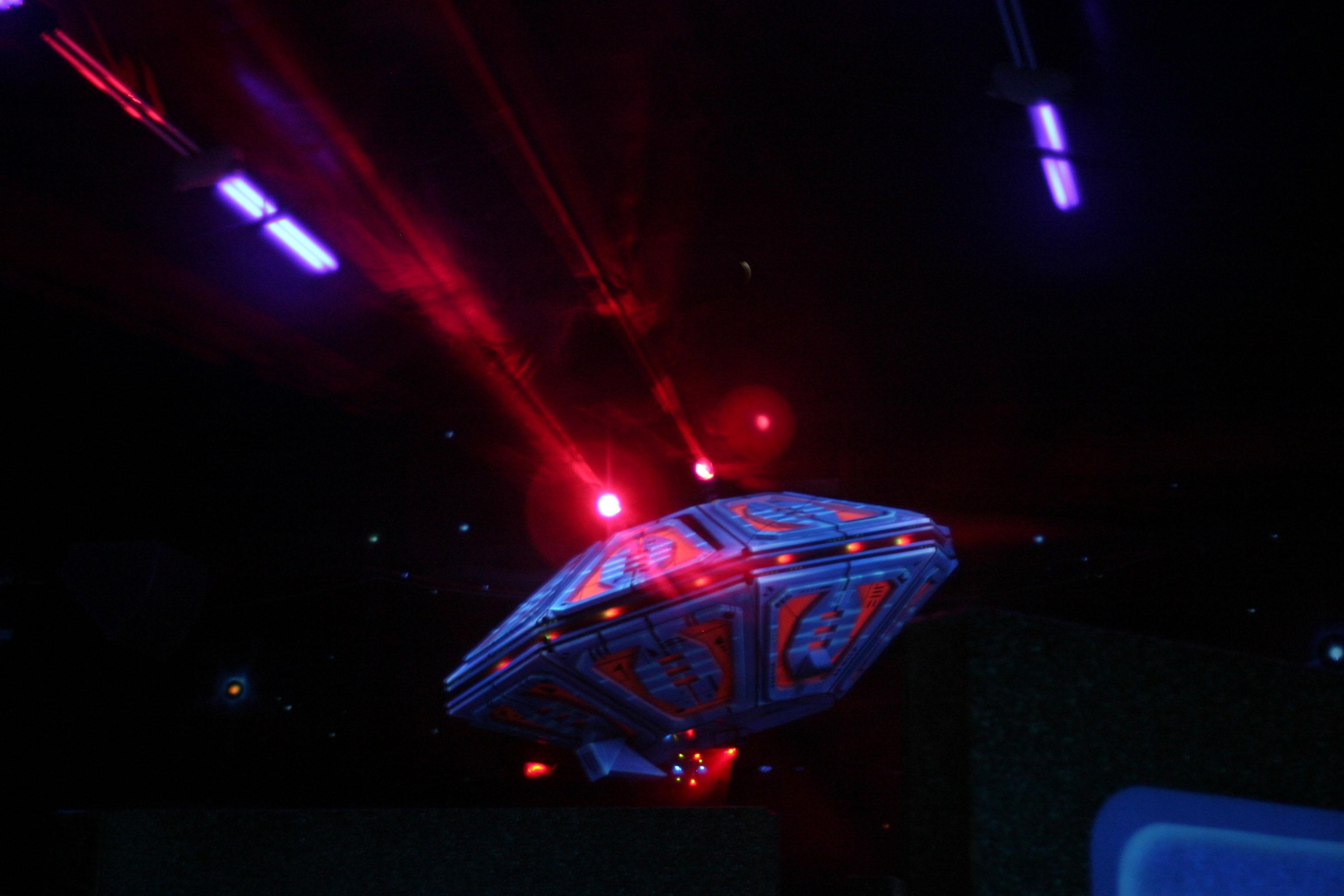 Laser Tag target
